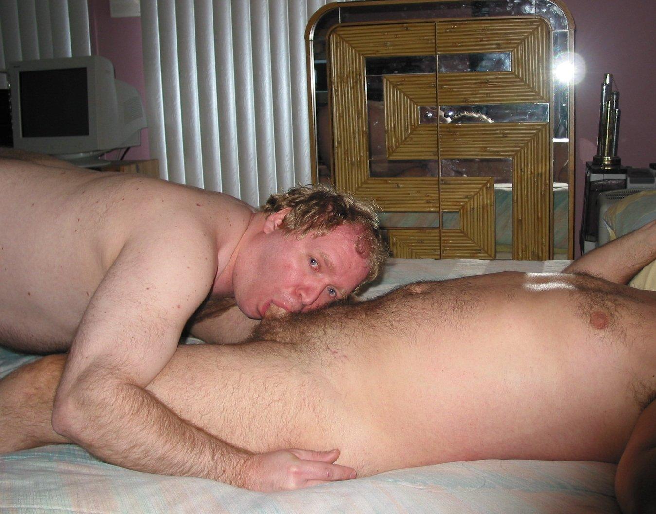 Mike Bishop Sucking Cock (11/81)