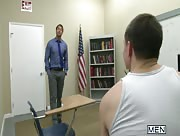 Chemistry Prank - giant rods at School - Tyler cute & Rocco Reed