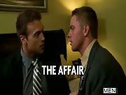 The Affair - TGO - The Gay Office - Rocco Reed &