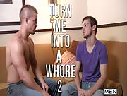 Sext in the Workplace - The Gay Office - Trenton Ducati & Ty Roderick