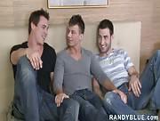 Brett, Chad & Porter