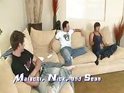 Malachi, Nick & Sean