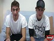 Softcore - Gino And Shane - Shoot - 02-01-10