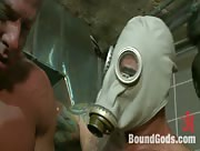 Bound Gods visit Steamworks