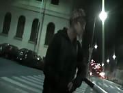 Street Boy Artus - Handjob