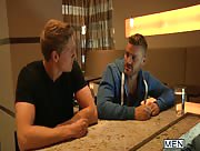 The Divorcee - Str8 to Gay - Landon Conrad & Brett Carter