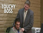 Touchy Boss - The Gay Office - Rocco Reed & Colby Jansen