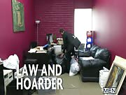 Law & Hoarder - Gay Office - John Magnum - Bryce Star