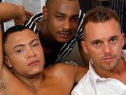 Tyson Tyler, Junior Price and Sean Ryan