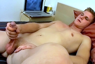 Hot Boy Jizz With Caleb - Caleb