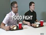 Food Fight - Big Dicks at School - Tyler Sweet - Bobby Clark