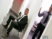 The Disciplinary - Men of UK - Jay Roberts & Taylor Scott