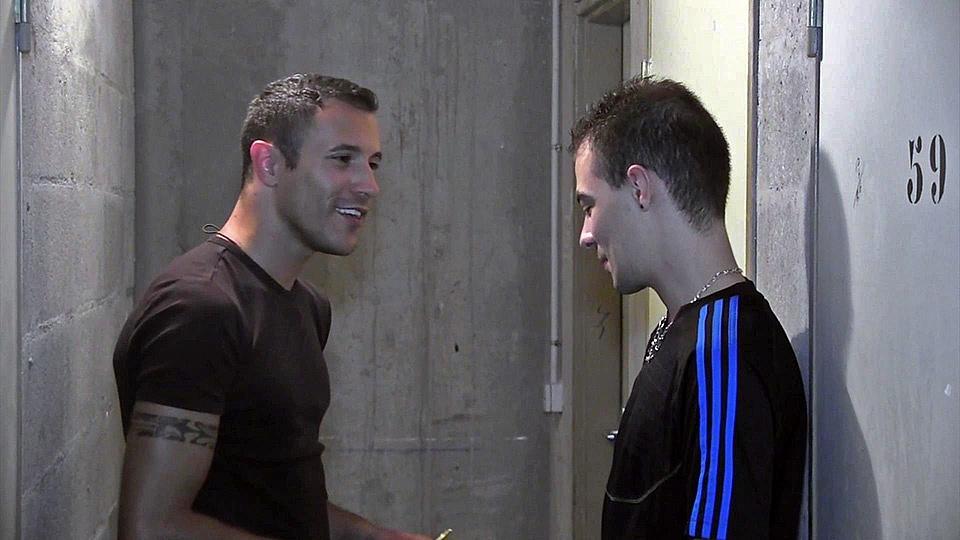 Juan Perez Surprises Seb Kiffeur In The Basement