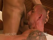 Auditions 43: Euro Guys - 04 Lucio Saints and Kriss Aston