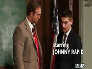 Seducing the Professor 2 - BDAS - Big Dicks at School - Johnny Rapid & Rocco Reed