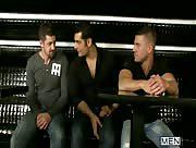 Men in Budapest 8 - Jizz Orgy - Marcus Ruhl - Andrew Stark - Jeffrey   Branson - Kyler Braxton - Gabe Russel