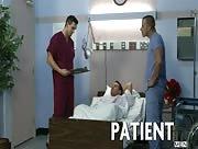 Horny Patient - Jizz Orgy - Phenix Saint , Dylan Roberts , Trevor Knight , Chris Tyler , Jessy Ares