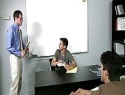 Substitute Teacher Initiation JO - Jason Denver - Devin Adams - Kyle Quinn - Johnny Rapid - Jared King